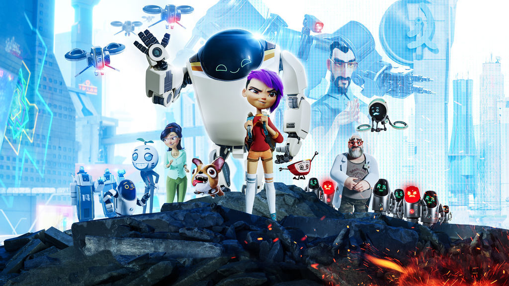Recenze: Next Gen   Fandíme filmu
