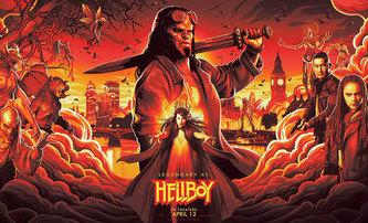 Hellboy: Trailer unikl online | Fandíme filmu
