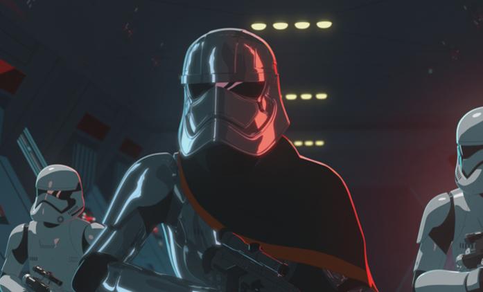 Star Wars: Resistance: První dojmy | Fandíme seriálům