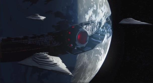 Star Wars: Resistance: První dojmy   Fandíme serialům