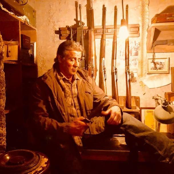 Rambo 5: Hlavní ženská role obsazena, zranění při natáčení   Fandíme filmu