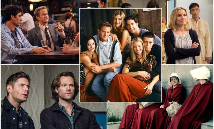 Přátelé: TOP 7 seriálů, ve kterých se objevil jejich odkaz | Fandíme seriálům