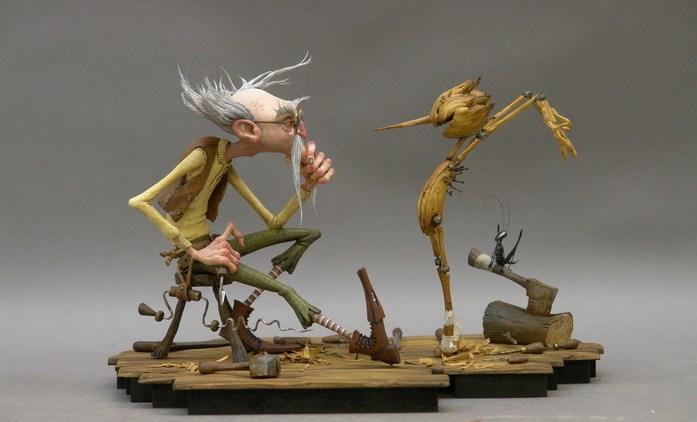 Pinocchio: Loutková verze od Guillerma del Tora nabírá hvězdné obsazení | Fandíme filmu