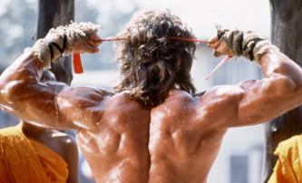 Hunter: Nerealizovaný Rambo stále  žije | Fandíme filmu