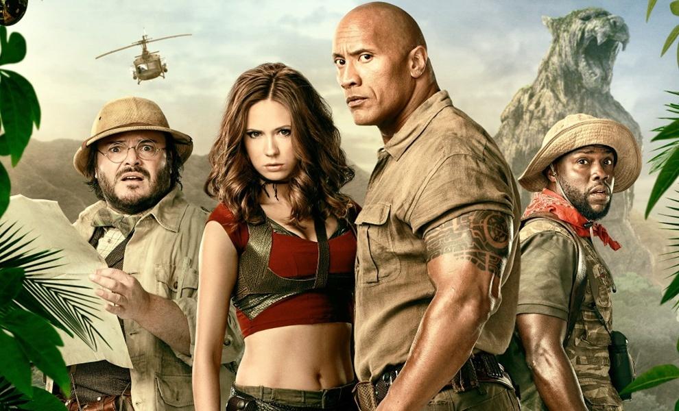 Jumanji 3 se začne natáčet příští rok | Fandíme filmu