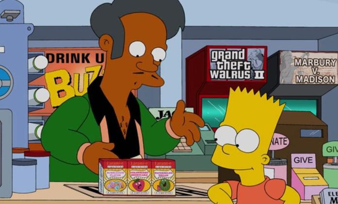 Simpsonovi: Vyškrtnutí postavy Apu je absurdní! | Fandíme seriálům