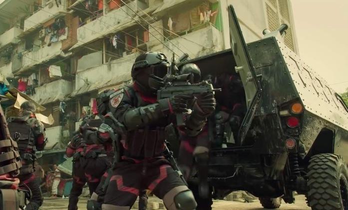 Foxtrot Six: Ozbrojené komando se postaví proti vládě utiskovatelů | Fandíme filmu