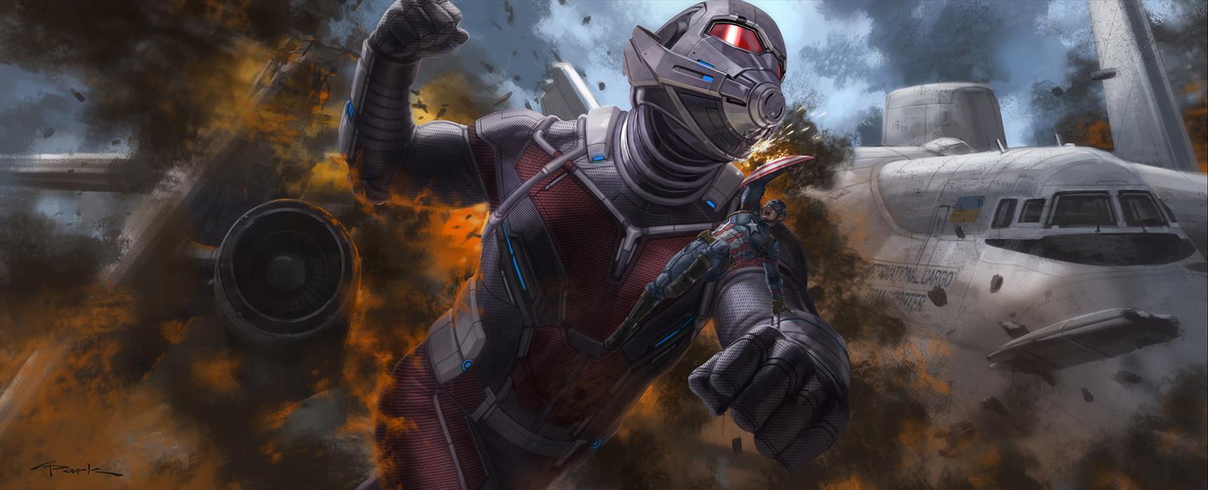 Captain America: Civil War: Složení týmů bylo jiné, ubyla jedna postava | Fandíme filmu