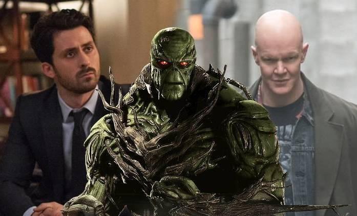 Swamp Thing: Seriál konečně obsadil hlavní roli | Fandíme seriálům