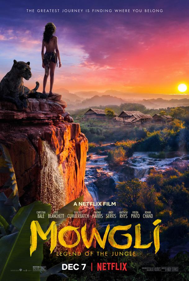 Mowgli: Legend of the Jungle: Nový trailer odhalil datum premiéry | Fandíme filmu