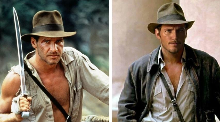 Indiana Jones 5: Ford nechce, aby se připojil Pratt | Fandíme filmu