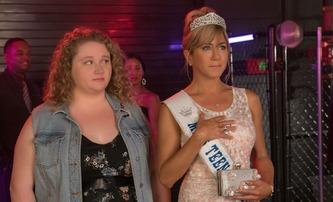 Já, knedlíček: Obtloustlá dcera Jennifer Aniston v soutěži krásy | Fandíme filmu