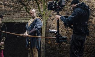 Jan Žižka: Karel Roden v roli krále a hromada nových fotek   Fandíme filmu