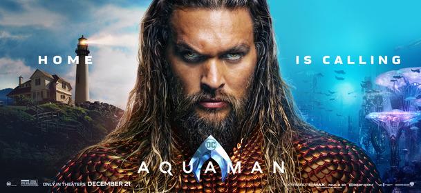 Aquaman: O předpremiéru je v USA takový zájem, že musela být přidána další kina | Fandíme filmu