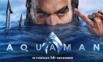 """Aquaman: Podle prvních reakcí novinářů """"nejlepší marvelovka od DC""""   Fandíme filmu"""
