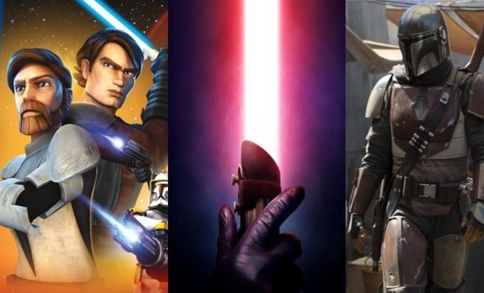 Star Wars: Kompletní přehled všech 6 seriálů z předaleké galaxie   Fandíme seriálům