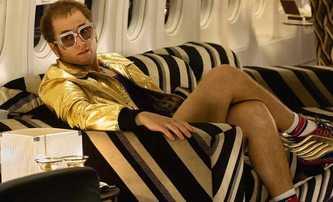 Rocketman: Taron Egerton nechtěl na natáčení Eltona Johna | Fandíme filmu