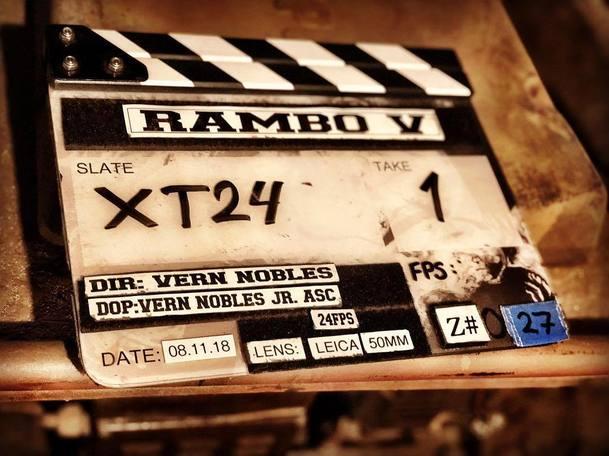 Rambo 5: Je dotočeno | Fandíme filmu