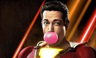 Shazam!: Nový plakát a srandičky od režiséra | Fandíme filmu