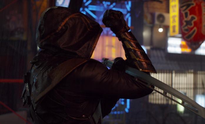 Avengers: Endgame: Hawkeye jako Ronin na artworcích | Fandíme filmu
