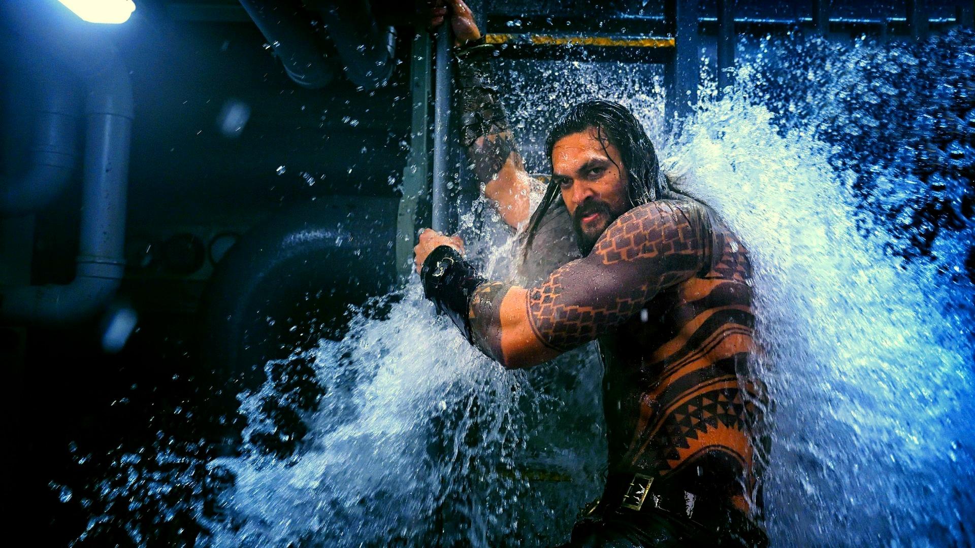 Aquaman 2: Jason Momoa slibuje, že bude ještě větší | Fandíme filmu