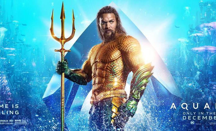 Recenze: Aquaman vsadil na odvážnou kartu a vyplatilo se | Fandíme filmu