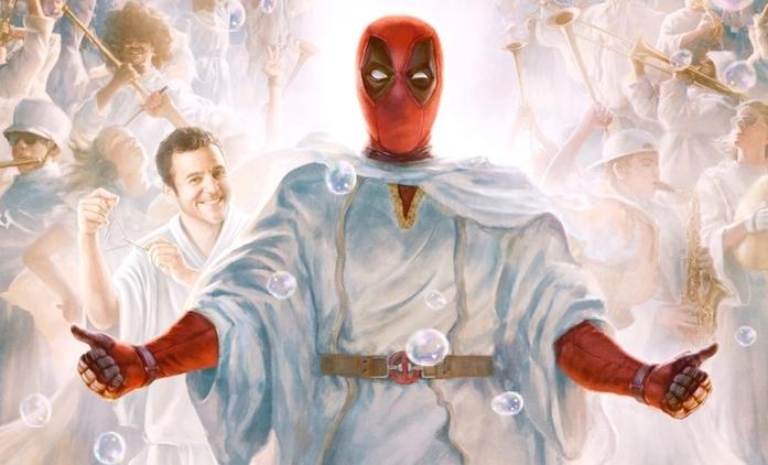 Once Upon a Deadpool: V nové ukázce Deadpool brání kapelu Nickelback   Fandíme filmu