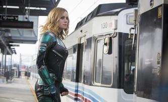 Captain Marvel: Koho hraje Jude Law a ukázky uvedené na CCXP | Fandíme filmu