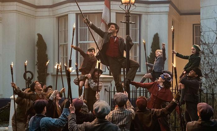Mary Poppins se vrací: Naposlouchejte si hudbu, než vyrazíte do kina   Fandíme filmu