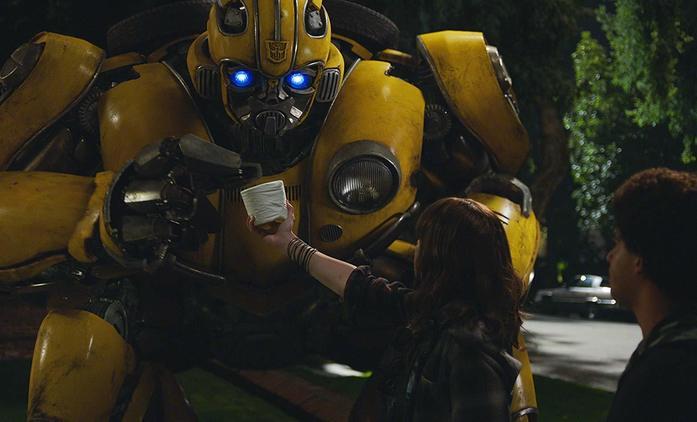 Bumblebee: Film zachránila Čína a vznikne dvojka   Fandíme filmu