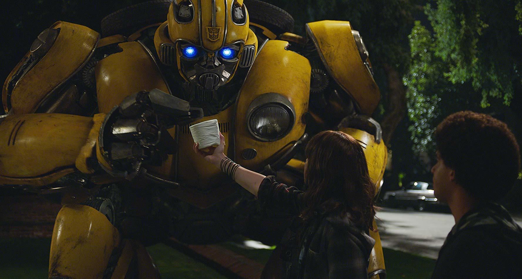 Bumblebee: Film zachránila Čína a vznikne dvojka | Fandíme filmu