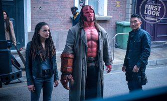 Hellboy: Trailer už zase unikl na internet | Fandíme filmu