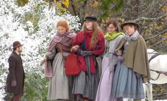 Little Women - slavná knižní adaptace s hvězdným obsazením | Fandíme filmu