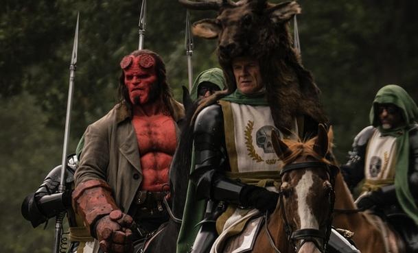 Hellboy: Cenzurovaná verze traileru nabízí nové záběry   Fandíme filmu