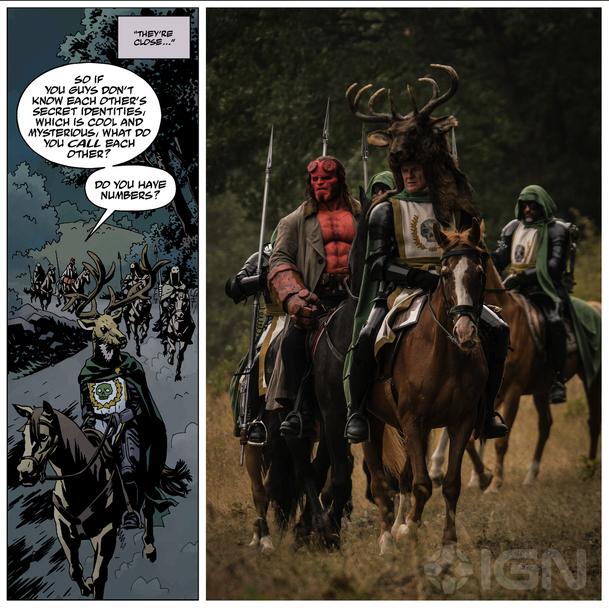 Hellboy: Cenzurovaná verze traileru nabízí nové záběry | Fandíme filmu