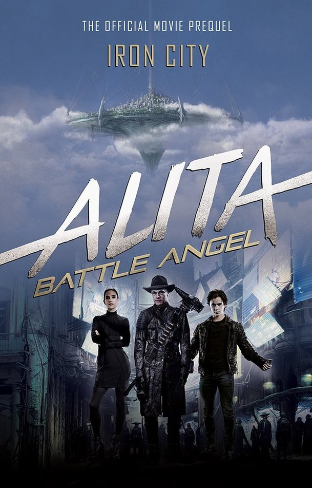 Alita: Bojový Anděl - Představitelka okaté hrdinky by si přála pokračování   Fandíme filmu