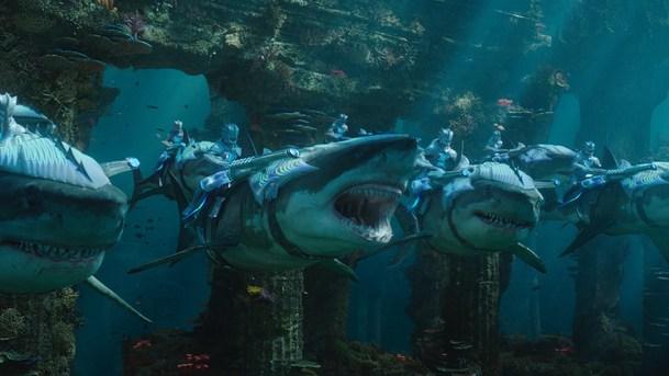Aquaman 2: Kde bere inspiraci a kam zapadá film s podmořskými monstry z Hlubiny | Fandíme filmu