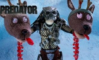 Predátor: Vánoční kraťas s masakrováním sobů je kompletně online | Fandíme filmu