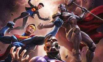 Reign of Supermen: Po Supermanově smrti se další nadlidé poperou o jeho místo | Fandíme filmu