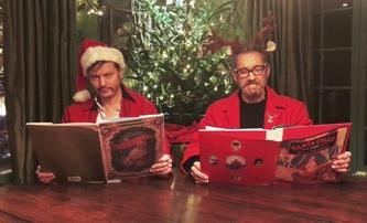 Night Before Metal Gear: Herci z Metal Gearu parodují vánoční klasiku | Fandíme filmu