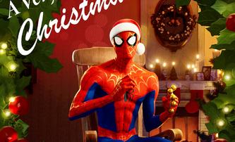 A Very Spidey Christmas: Vánoční koledy se Spider-Manem: Paralelními světy | Fandíme filmu