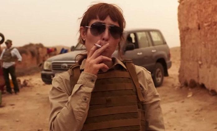 Close: V traileru na akční film od Netflixu nakopává zadky Noomi Rapace | Fandíme filmu