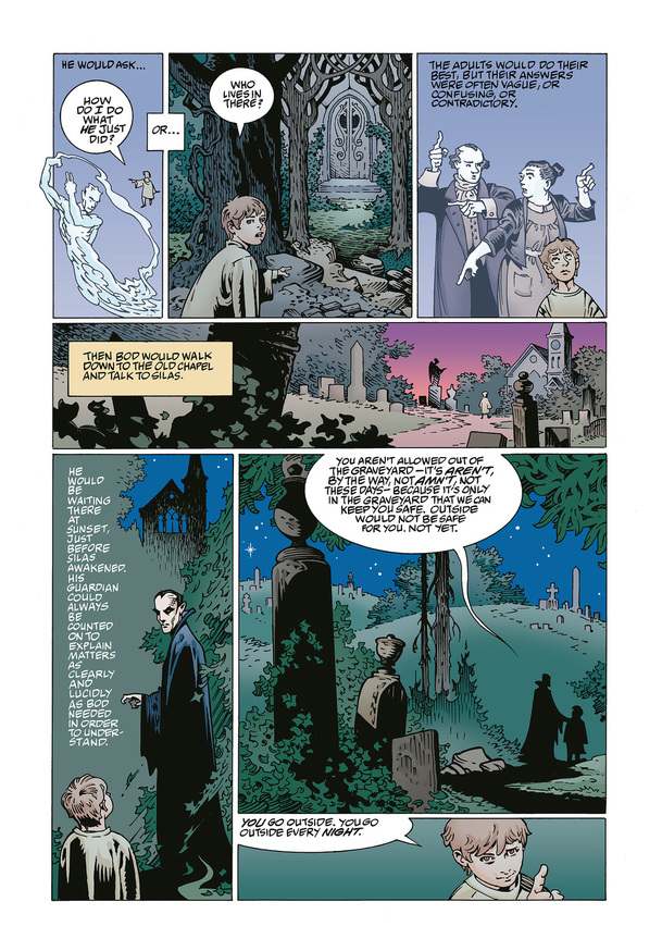 Kniha hřbitova: Disney míří mezi mrtvé | Fandíme filmu