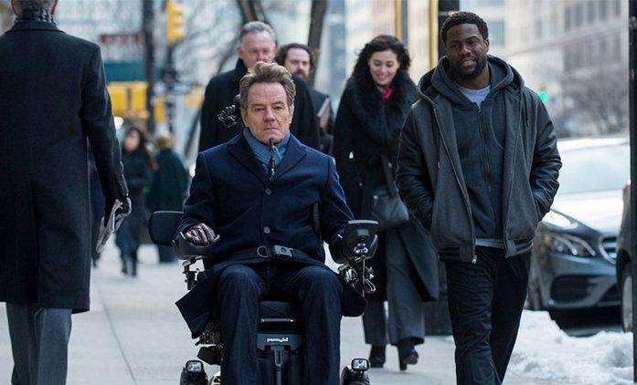 Nedotknutelní: Cranston reaguje na kritiku toho, že ztvárnil postiženého | Fandíme filmu