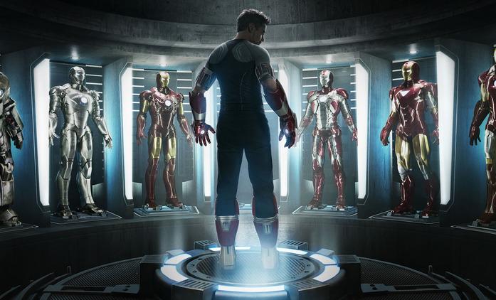 Iron Man: Prohlédněte si všechny jednotlivé Tonyho zbroje   Fandíme filmu
