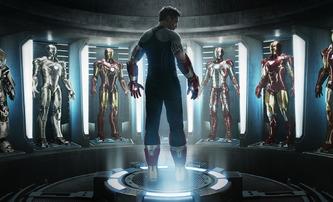Iron Man: Prohlédněte si všechny jednotlivé Tonyho zbroje | Fandíme filmu