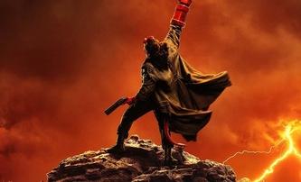 Hellboy plane na dvou nových plakátech | Fandíme filmu
