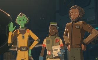 Star Wars: Resistance: Minirecenze 13. epizody   Fandíme seriálům
