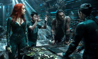 Aquaman 2: Režisér James Wan se nemusí vrátit | Fandíme filmu