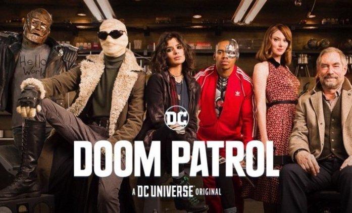 Komiksové novinky #8 - Legion, Swamp Thing, Doom Patrol | Fandíme seriálům